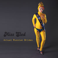 CD - Actual Russian Bridges - Miss Sled